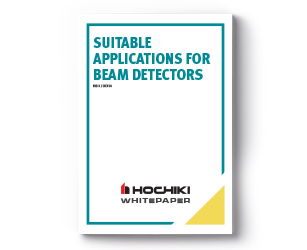 Suitable Applications For Beam Detectors